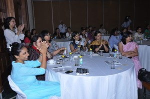 Attendees at Women in IP event, New Delhi