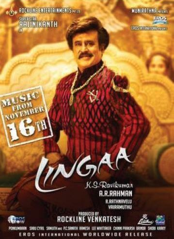 Linga making headlines before release
