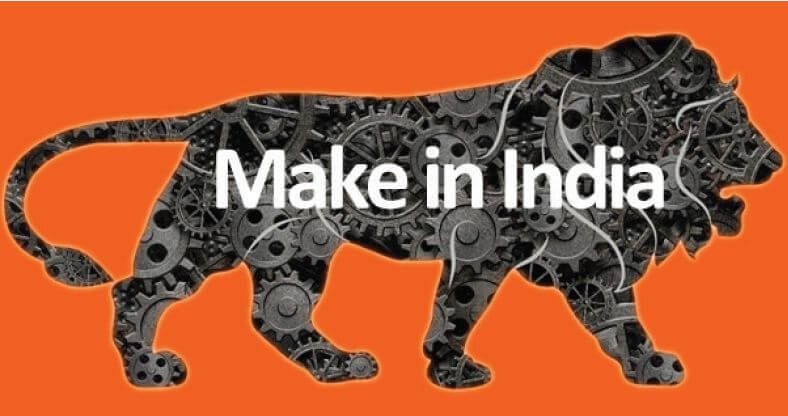 "Government protective of ""Make in India"""
