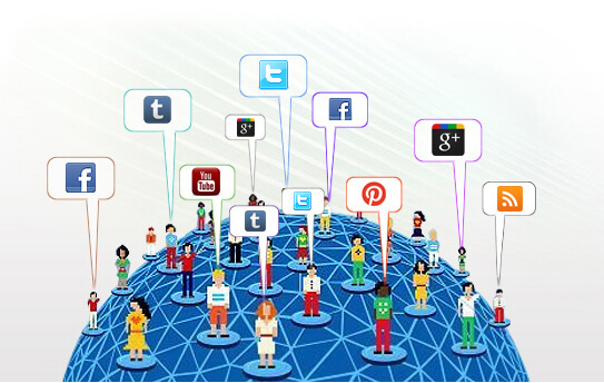 how to use the social media role in marketing 2017